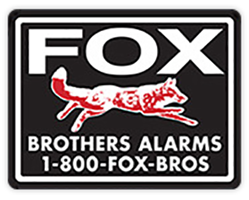 Fox Brothers Alarms Retina Logo